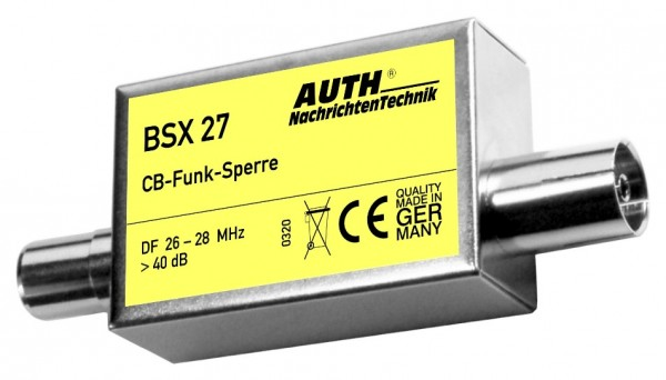 BSX 27